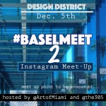 BaselMeet 2 art basel event