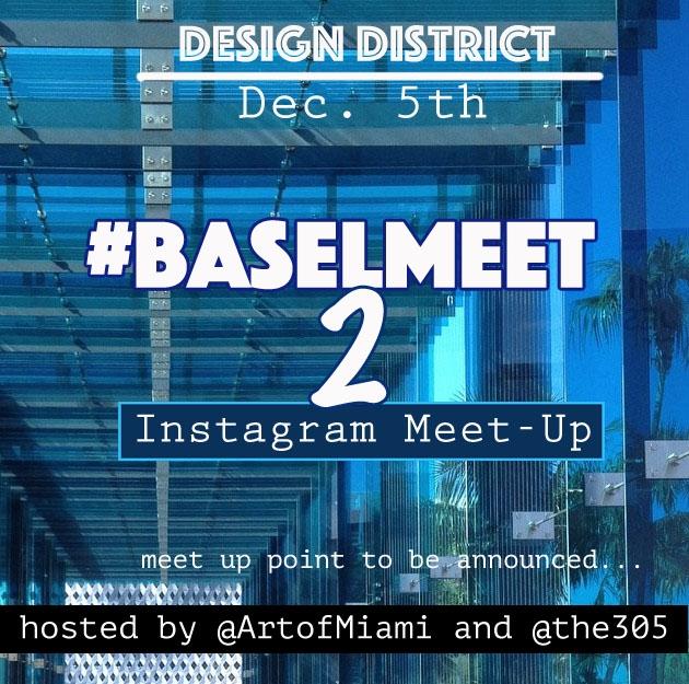 BaselMeet 2 art basel event