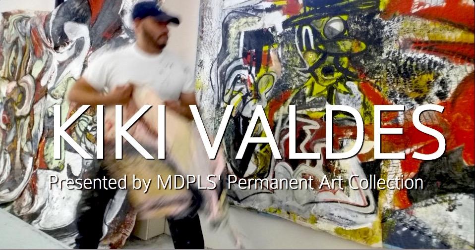 kiki valdes miami art