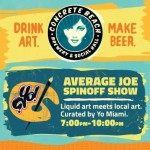 art walk miami january 2016