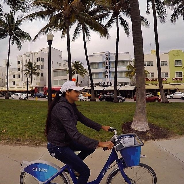 Citi Bike Miami copyright ArtofMiami 2016
