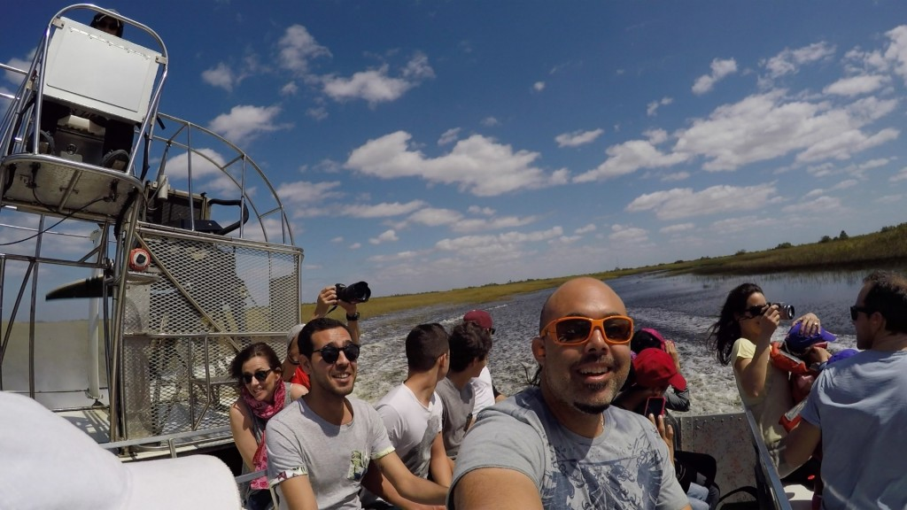Airboat Miami copyright 2016