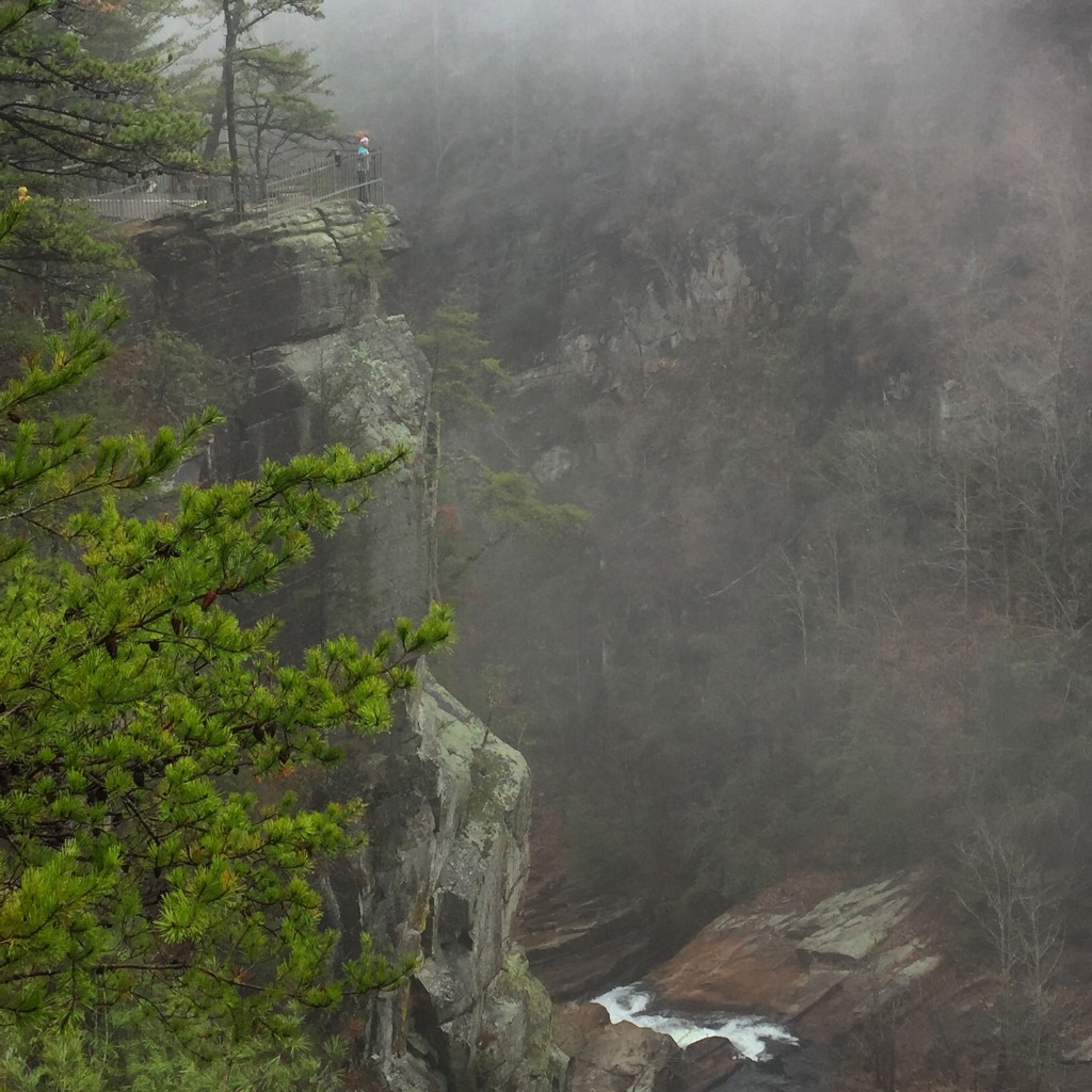 Talulah Falls, Georgia