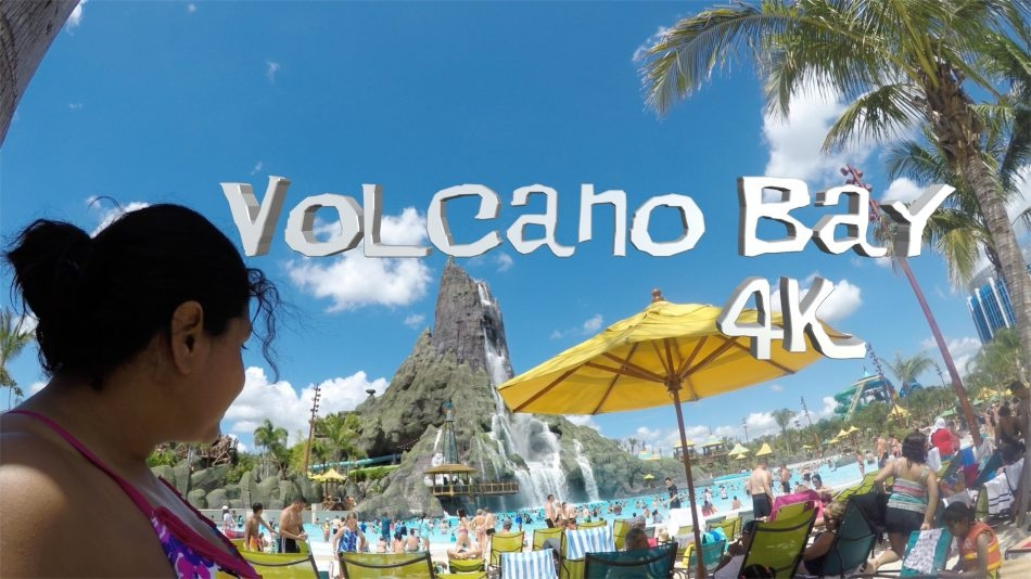 Volcano Bay tip and trick in 4k