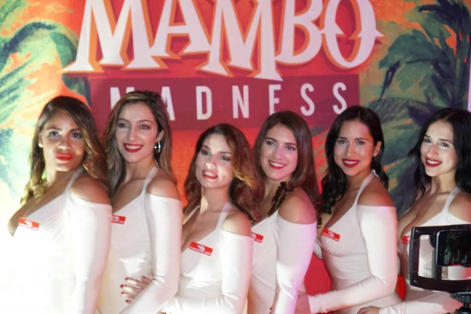 Havana Air Girls at Mambo Madness