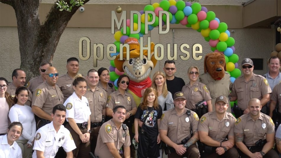 MdpD Kendall District Open HOuse