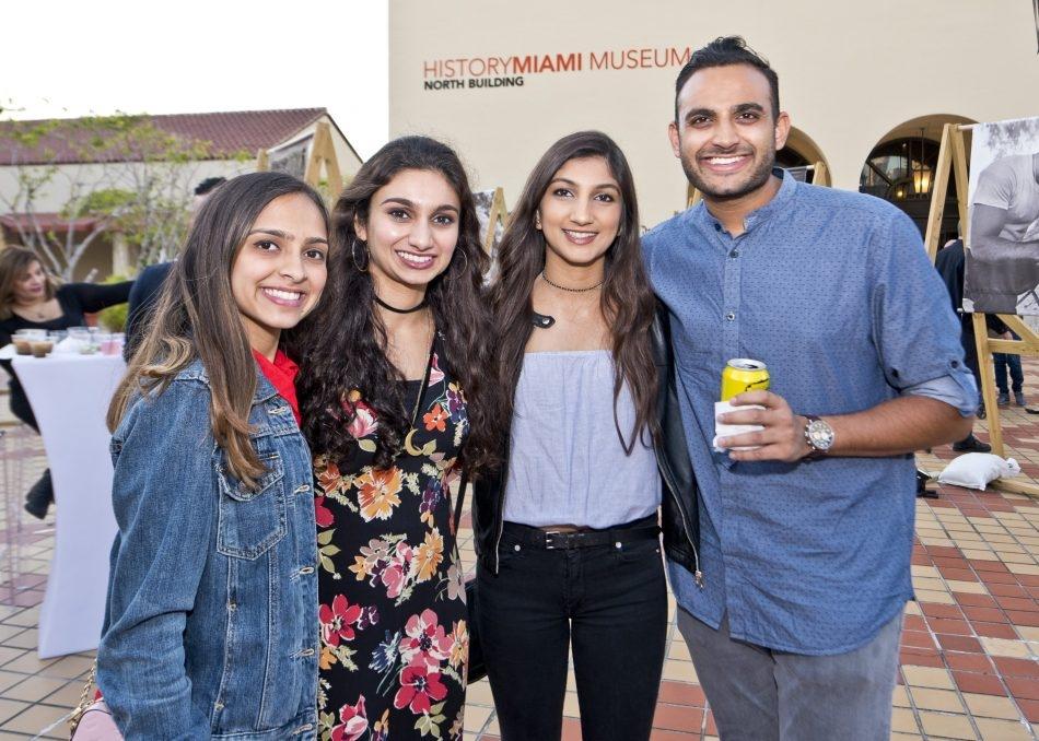Shaan Patel, Kayla Patel, Sonia Dhairyawan, Priya Dhairyawan